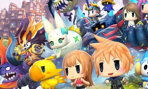 Guides et soluces de World of Final Fantasy