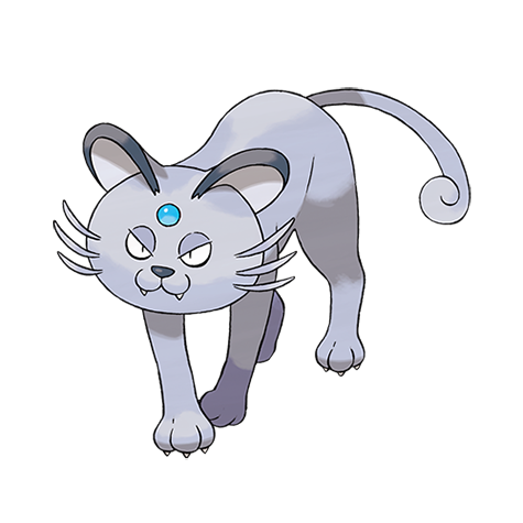 Pokémon : 053 - Persian (Alola)