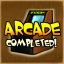 Arcade Completed!