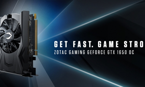 Test de la Zotac GForce GTX 1650 OC 4GB