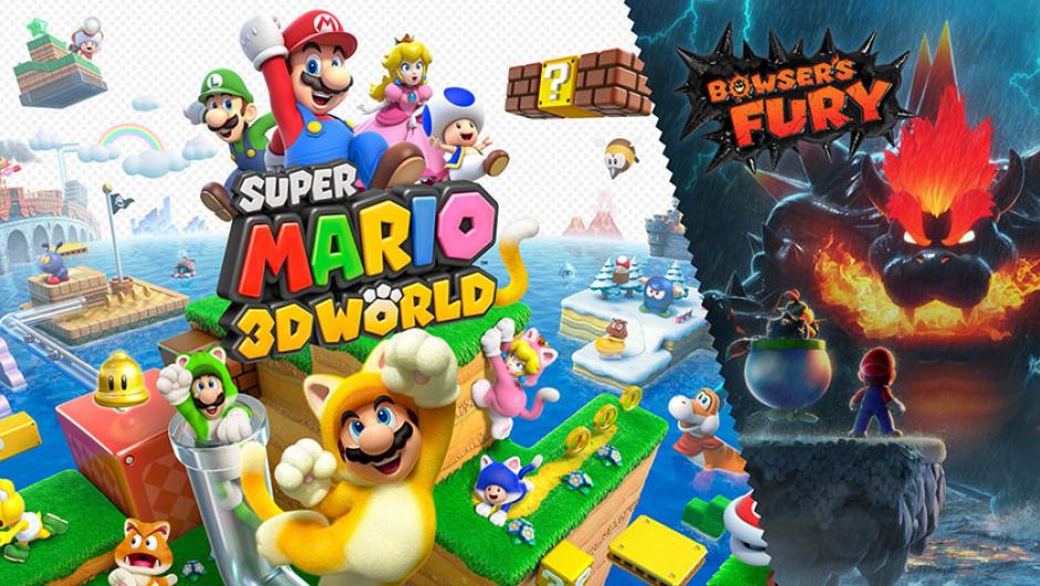 Soluces de Super Mario 3D World + Bowser's Fury