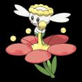 Flabébé est de la famille de Florges