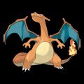 Dracaufeu est de la famille de Reptincel