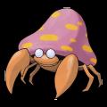 Parasect est de la famille de Paras