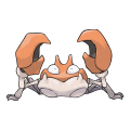 Krabby est de la famille de Krabby