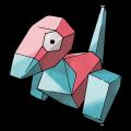 Porygon est de la famille de Porygon2