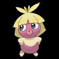 Lippouti est de la famille de Lippoutou