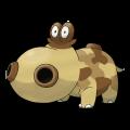 Hippopotas est de la famille de Hippopotas