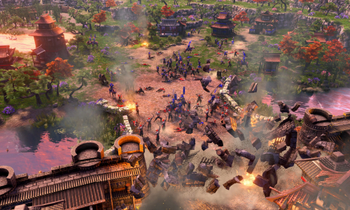 Guides et soluces de Age of Empires III: Definitive Edition