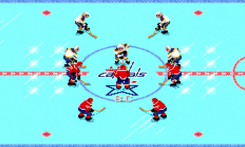 Guides et soluces de NHL 94 REWIND